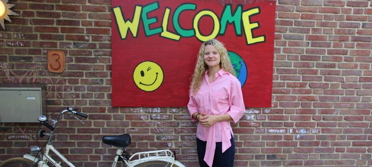 Natascha Dorsch hat als Mitarbeiterin der Bethanien Kinderdörfer und als Studentin an der Hochschule Niederrhein die Situation von unbegleiteten volljährigen Flüchtlingen untersucht