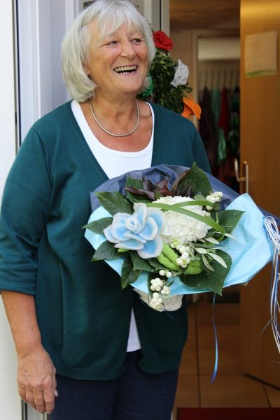 Ida Dunkel ist seit 40 Jahren Kinderdorfmutter im Bethanien Kinderdorf